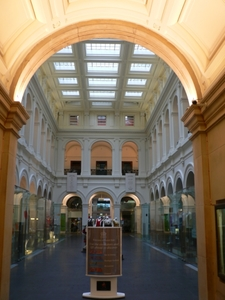 Inside Melbourne Gpo