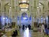 Interior Of The Masjid Al-Haram