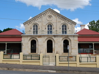 Ipswich  Courthouse