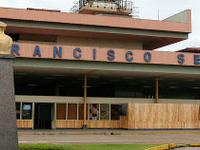 Coronel FAP Francisco Secada Vignetta International Airport