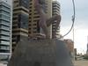 Statue In Praia De Iracema