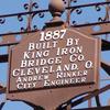 King Bridge Company Plaque