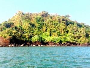 Basavaraja Durga Island