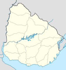 Ismael Cortinas Is Located In Uruguay