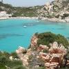 Spargi Isle In The La Maddalena National Park