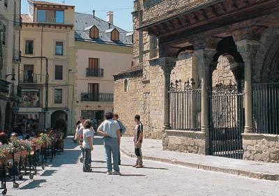 Jaca Cathedral. Jaca