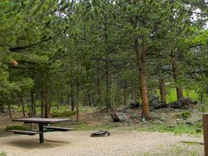 Jacks Gulch Campground