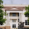 Jackson County Courthouse In Altus Oklahoma