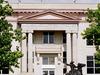 Jackson County Courthouse In Altus Oklahoma