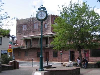 Jackson C A Clock