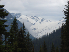 Jackson Glacier Trail - Glacier - Montana - USA