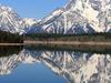 Jackson Lake - Grand Tetons - Wyoming - USA
