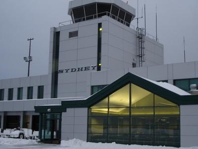 J.A. Douglas Mc Curdy Airport