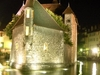 Palais De L'Isle Jail By Night