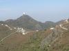 Jain Temples At Parasnath Shikarjee Hills - A View