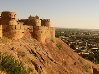 New Year Party In Jaisalmer