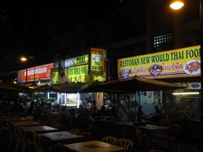 Jalan Alor Restaurants