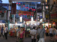 Jalan Petaling Chinatown Night Market