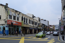 Jalan Sultan Street - Kuala Lumpur