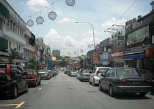 Jalan Telawi - Bangsar - Kuala Lumpur