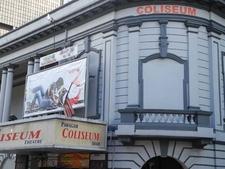 Jalan Tuanku Abdul Rahman Coliseum