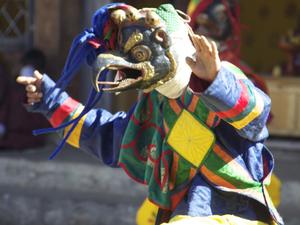 Jambay Lakhang Festival