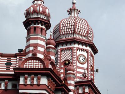 Jami Ul-Alfar Mosque