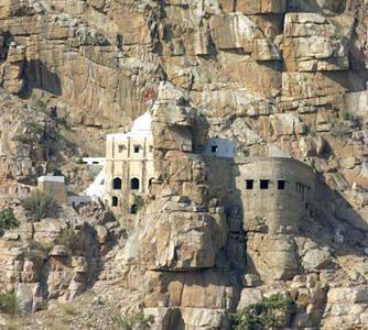 Jamwai Mata Temple - Ramgarh - Rajasthan
