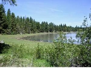 Campground Jane Reservoir