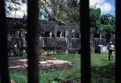 Japanese Jail Historic And Archeological District