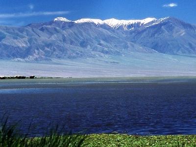 Jargalant Mountain Overlooking Khar Us Nuur