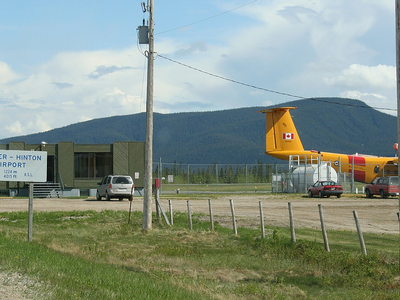 Jasper Hinton Airport