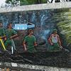 Jayapura Workers Mural