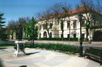 Jazygo-Cumanian District Hall, Jászberény