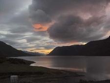 Kelfjord Summer Evening