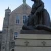 Jeanne Mance Monumento