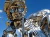 Jeff Koon Floral Sculpture In Washington D.C.