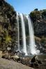 Jeongbang Falls - Jeju Island