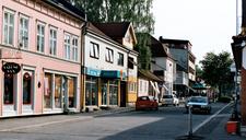 Jernbanegata In Sarpsborg