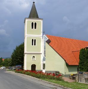 Jesus Heart Catholic Church-Hévíz