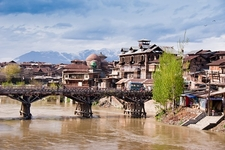Jhelum @ Srinagar Old Town