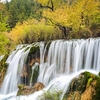 Jiuzhaigou Wateralls In China