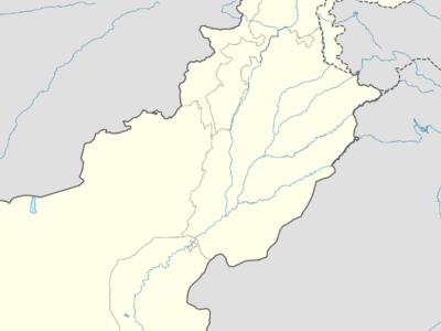 Jiwani Is Located In Pakistan