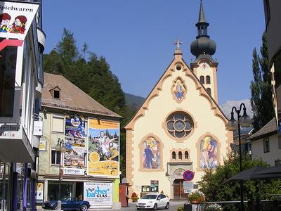 Johannes Church-Imst Austria