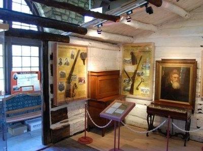 John  Brown  Museum   Osawatomie