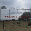 Johnson City Sign