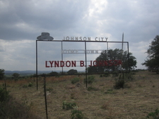 Johnson City Sign
