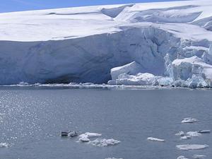 Jokulsarlon laguna del glaciar