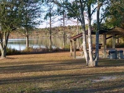Jones Lake State Park