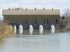 Jordan River Pumping Station At Utah Lake